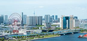 東京有明の写真
